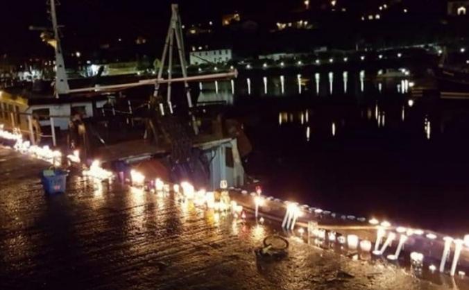 Nancy Glen - Clyde Fishing Tragedy