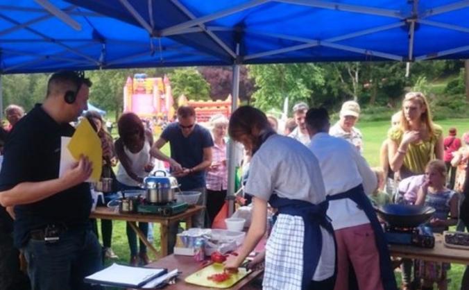 Preston Food Hub