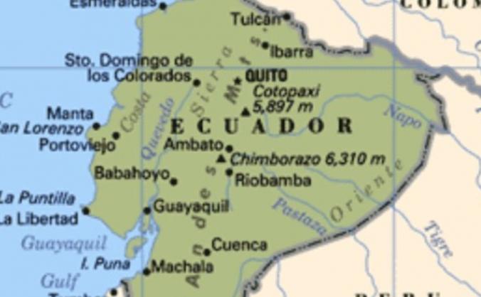 Send Andrew to Ecuador