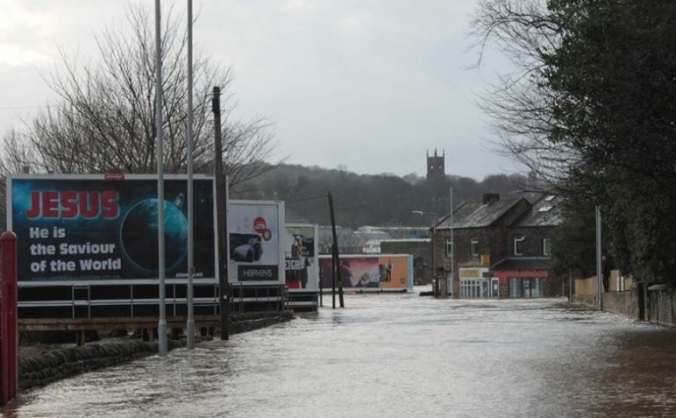 Shipley Baildon Flood Relief