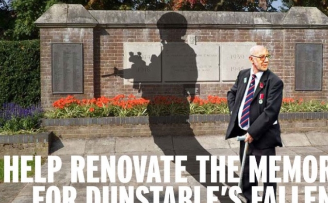 Dunstable War Memorial Refurbishment