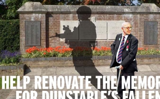 Dunstable War Memorial Refurbishment