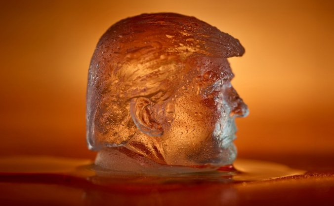 Trump ice-head Trays