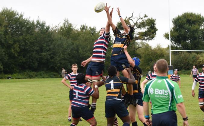 Tiffin School Rugby 2018