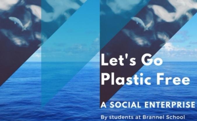 Let's Go Plastic Free