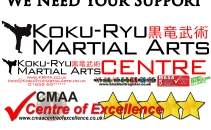 Koku-Ryu Martial Arts Centre