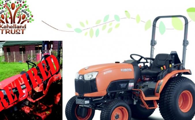 Kehelland Trust Tractor