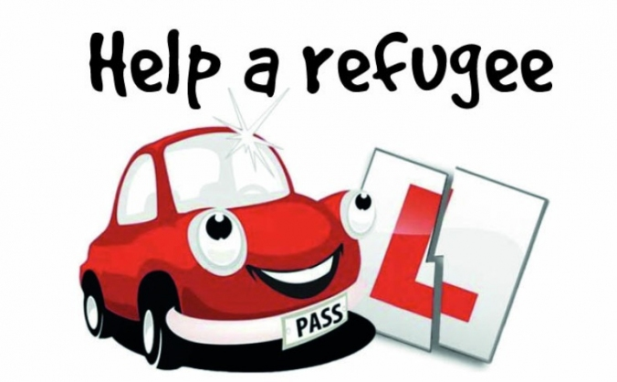 Driving Lessons for Refugee to enable work