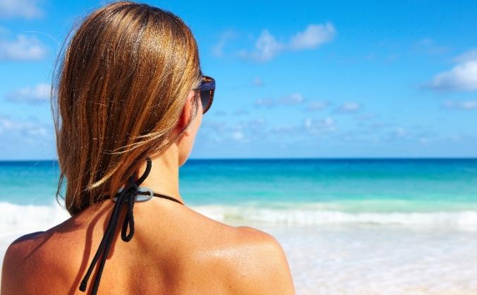Halto - Stop pain caused by halter neck swimwear.