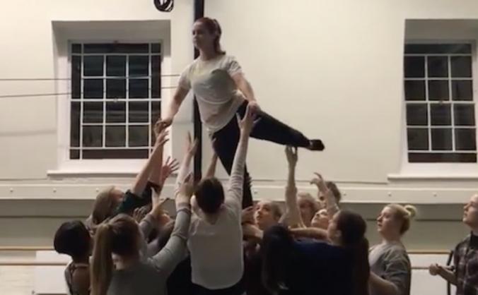International Women's Day Dance Project