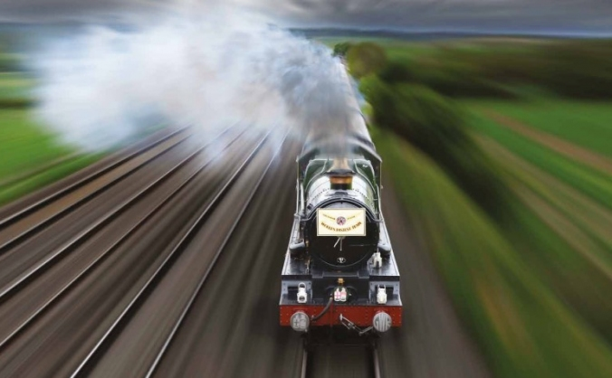 Vintage Trains: Keep Express Steam on the Mainline
