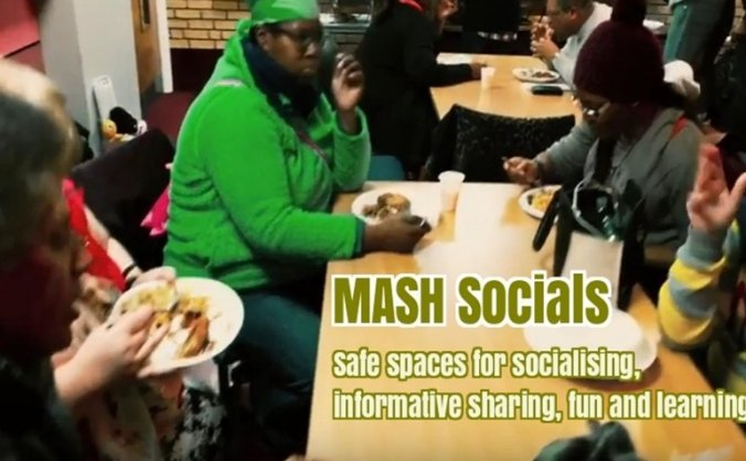 MASH Programme : Meet & Eat Appeal