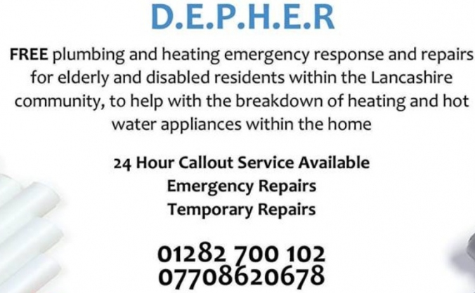 D.E.P.H.E.R Disabled & Elderly Plumbing & Heating