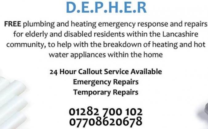 D.E.P.H.E.R Disabled & Elderly Plumbing & Heating