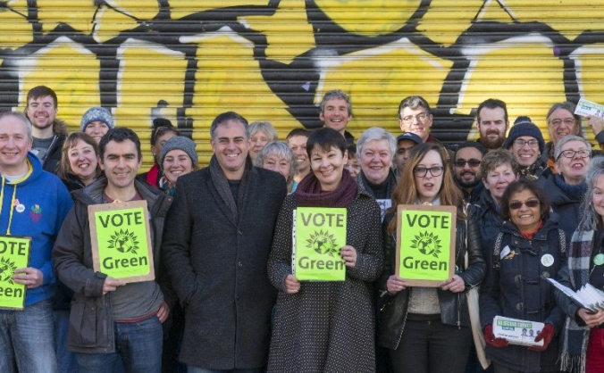 Let's make Lambeth Green this May!