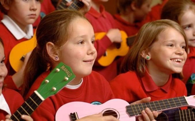 class set of ukuleles for schools