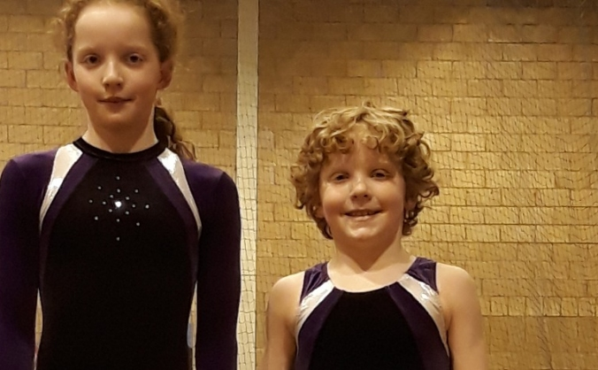 Ireland trampolining competition
