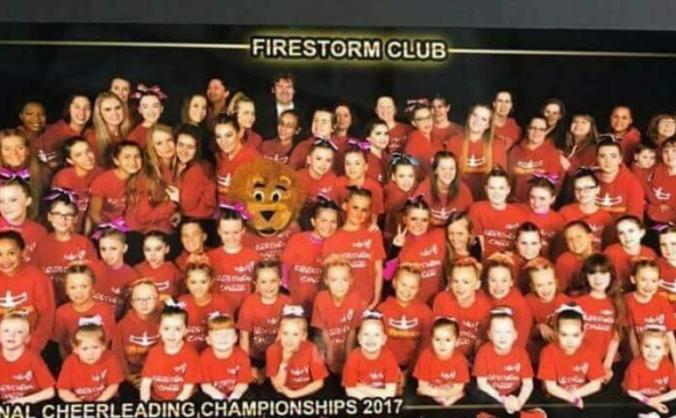 Firestorm Cheerleading