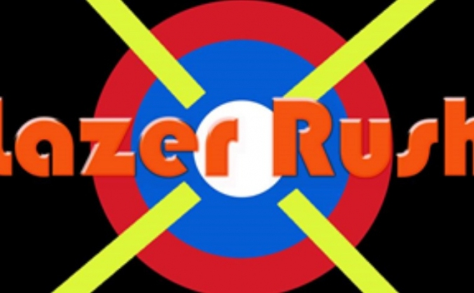 Save Lazer Rush - Whitstable Quasar