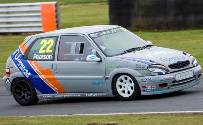 Ronan Pearson Racing JSCC Sponsorship Opportunity