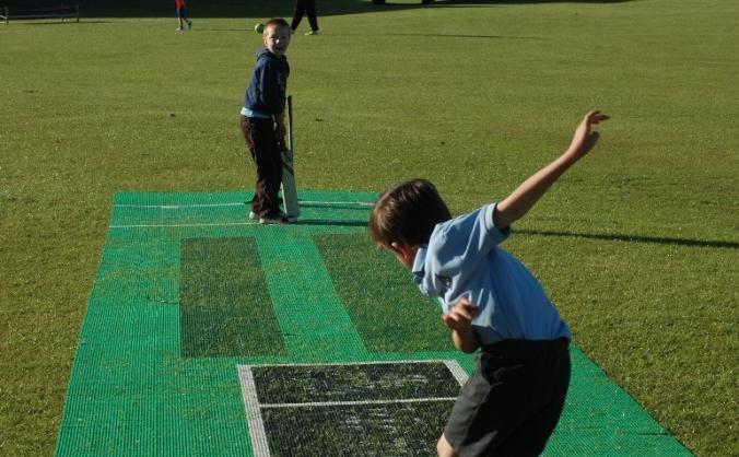 Launceston CC: New Outdoor Nets