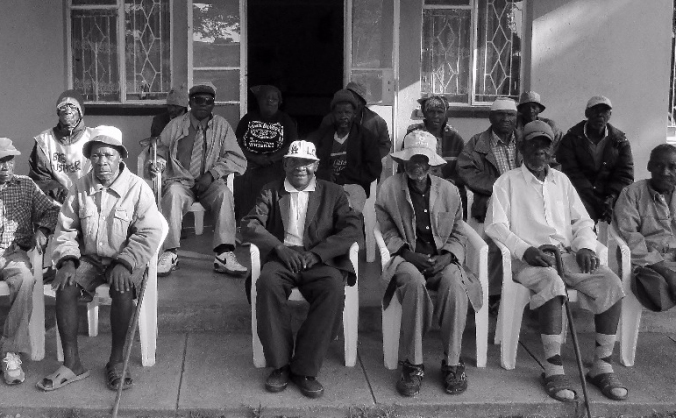 Makoni Old People's Home fundraiser