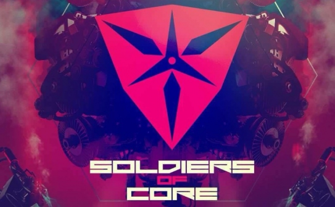 Soldiers Of Core 3rd Birthday @ GIS6 PHASE 2
