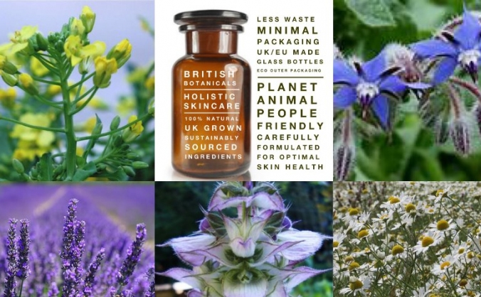 British Botanicals Eco & Holistic Skincare