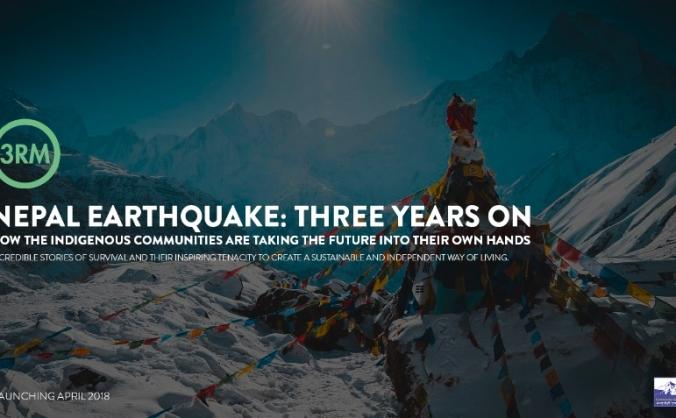 Nepal Earthquake: Three Years On