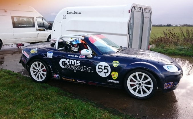 Max Spooner/Quatermass Motorsport - MX-5 Supercup