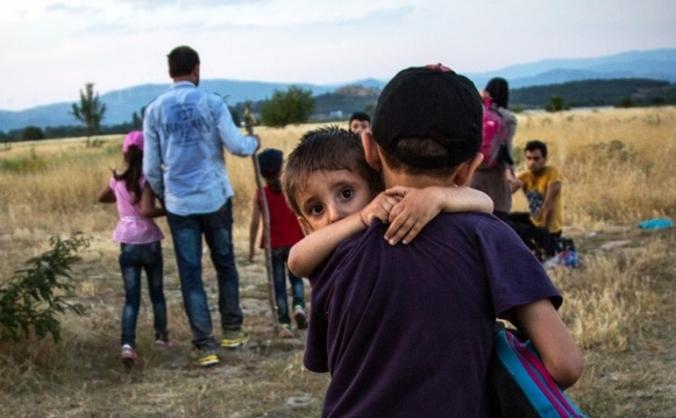 Geordie Refugee Relief 2016 Winter Appeal