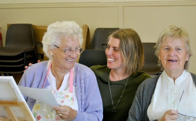 #KeepGovanCrafting: older people's Craft Cafes