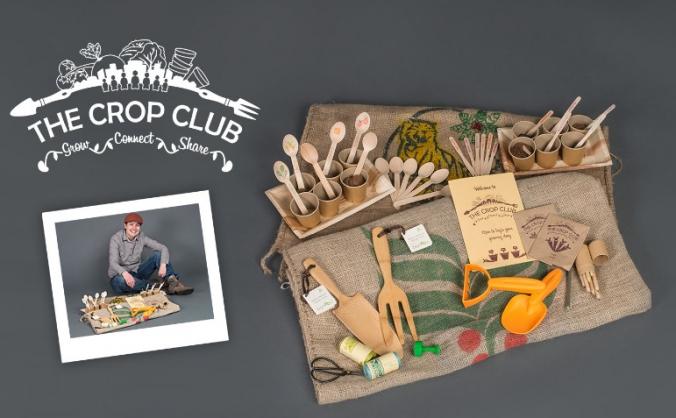 The Crop Club - Home Growing Communities