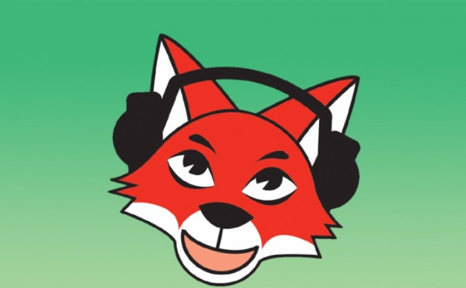 Hospital Radio Fox -audio desk appeal