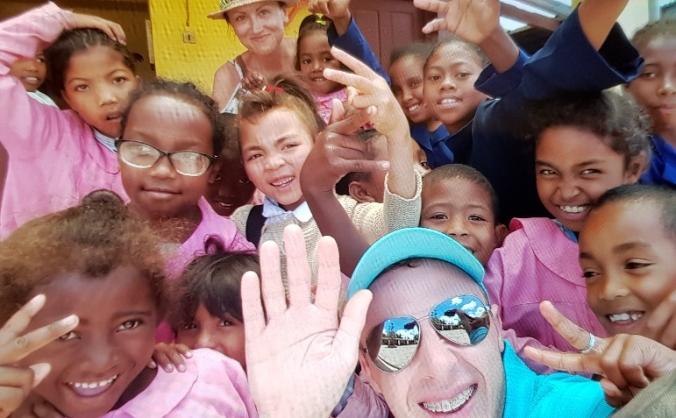 Marathon for Children of Madagascar