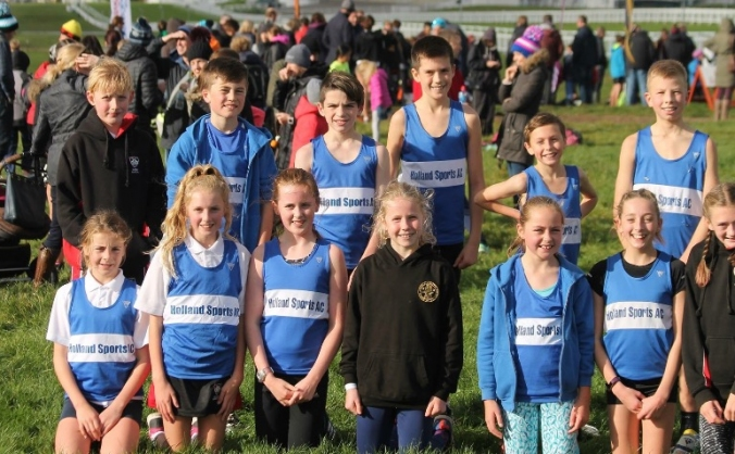 Holland Sports Athletics club runs London Marathon