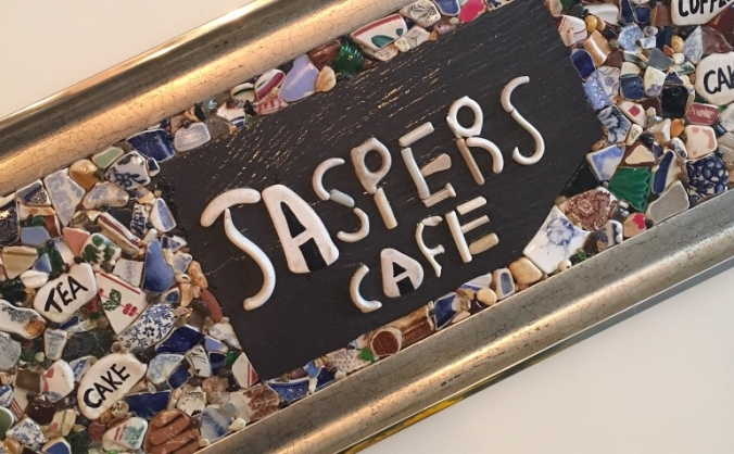 Jaspers cafe decoration and development fund