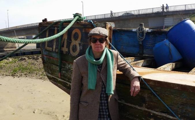The Folding Boat