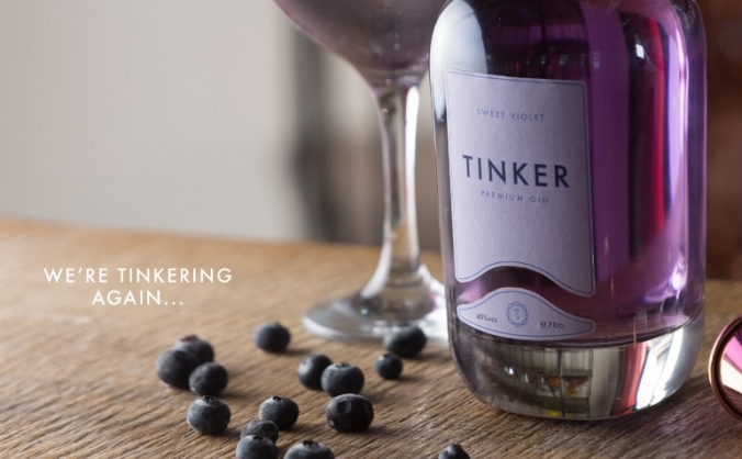 Gin Festival & Tinker Gin bring you a new flavour!