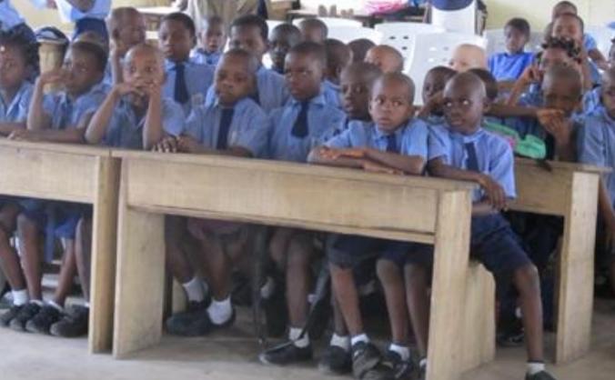 BUILD A SCHOOL IN AFRICA.