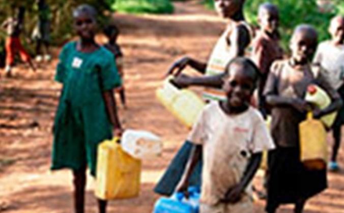 Charity in Kabubbu