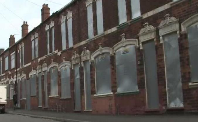 putting abandoned property back into use