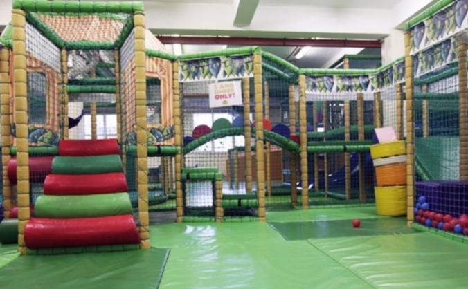 Family Activity Center - Tumble In The Jungle