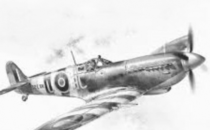 Help my Spitfire take off