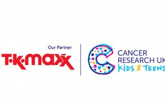 Raising money with TK Maxx for kids with cancer