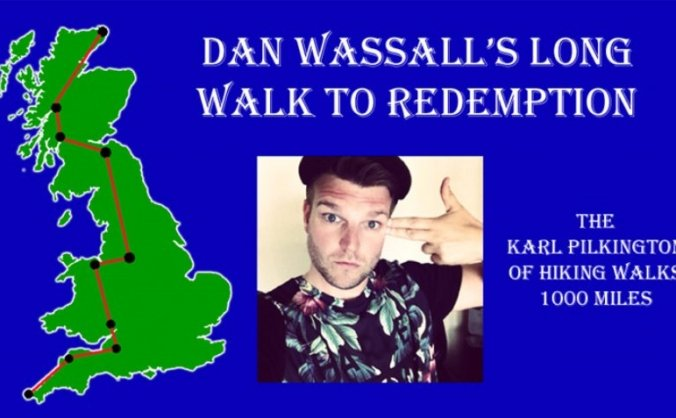 Dan Wassall's Thousand Mile Walk