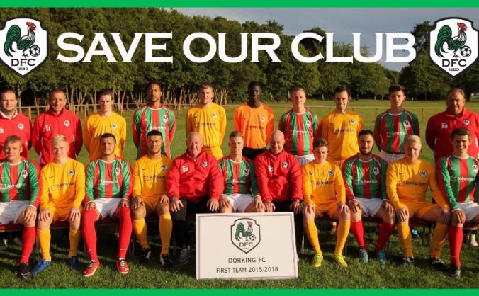 Save Dorking FC