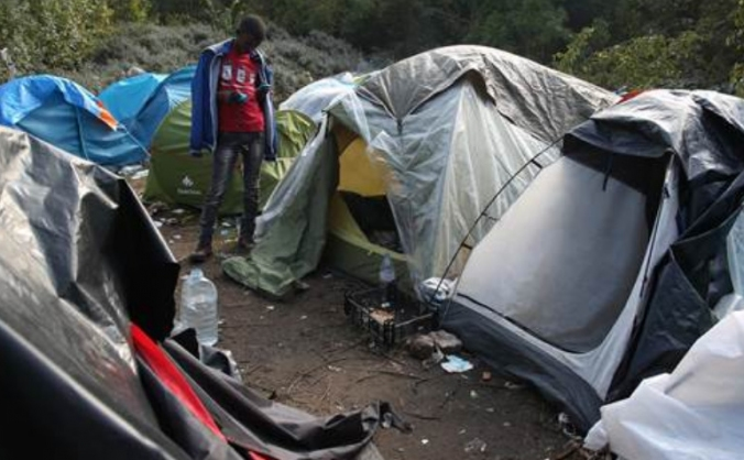help to buy  essentials for a refugees in dunkirk