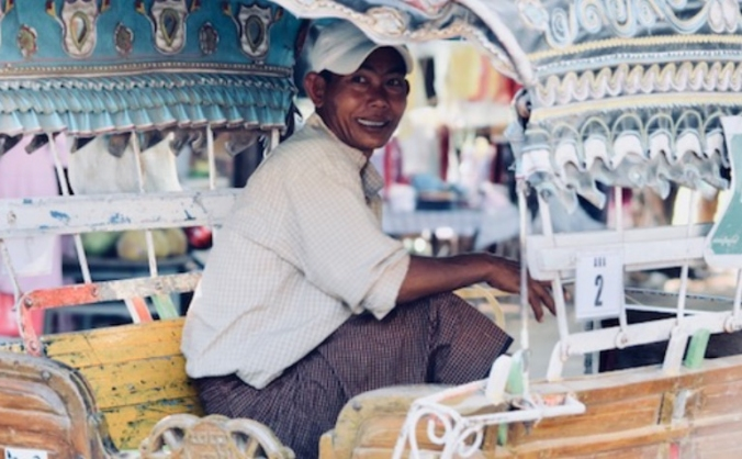 Myanmar micro finance and education start up