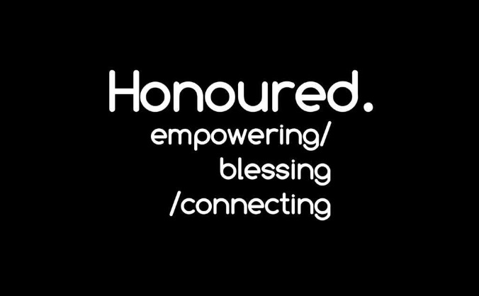 Honoured.